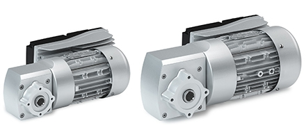 g350-B smart geared motor: just the thing for your transport needs.