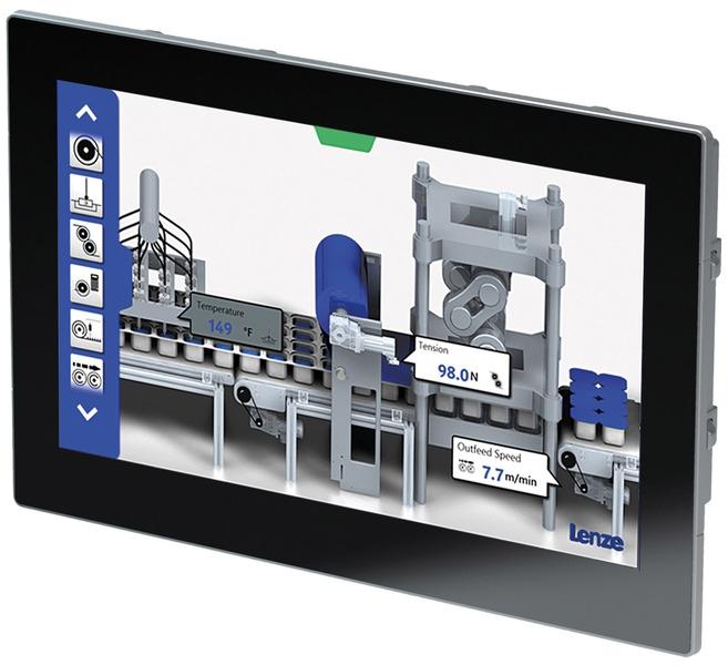 Industrial PC v800-C