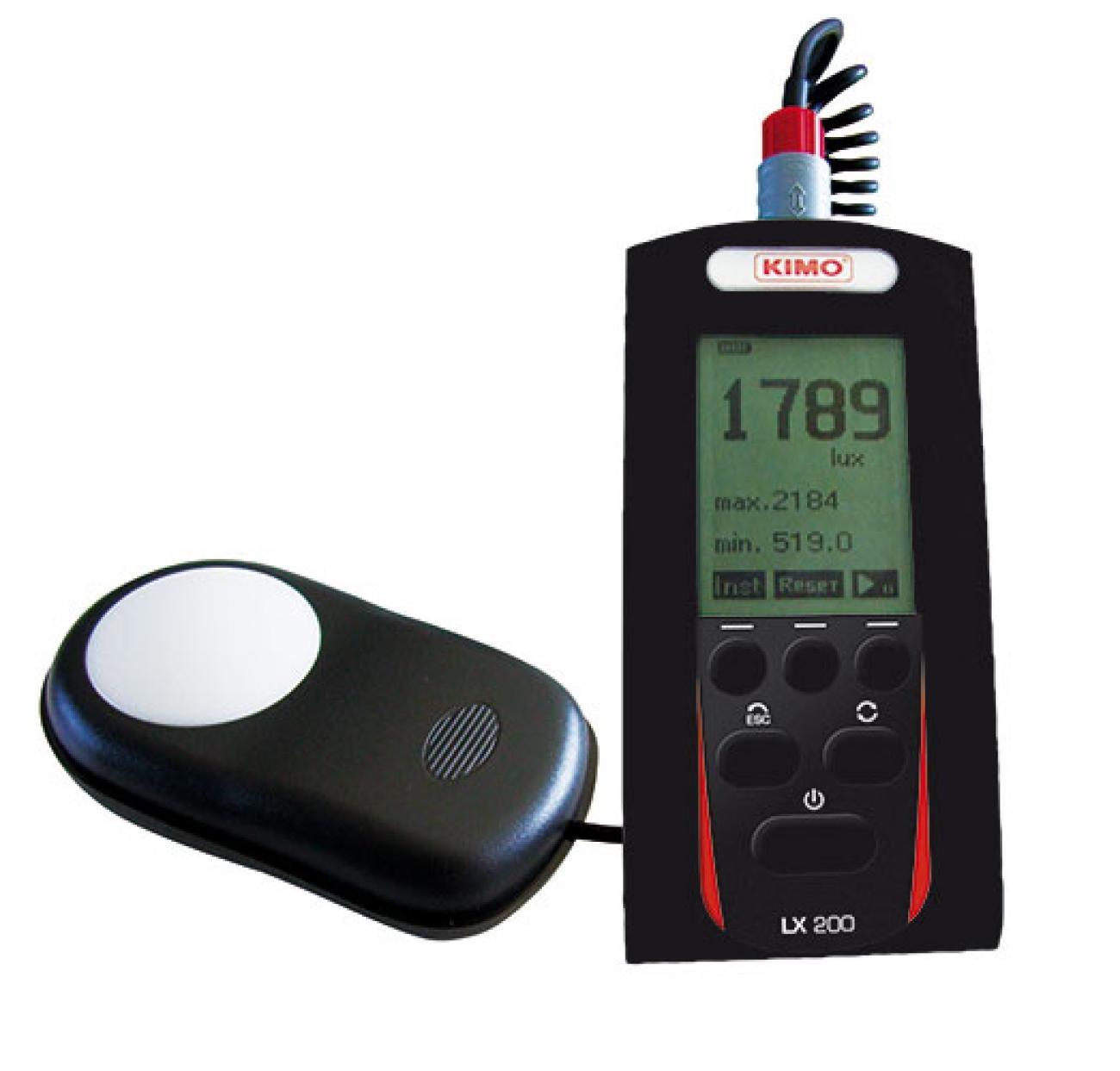 Máy đo độ sáng cầm tay LX 200
