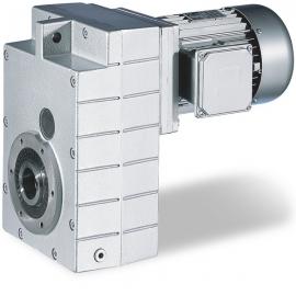 ATEX three-phase AC geared motors