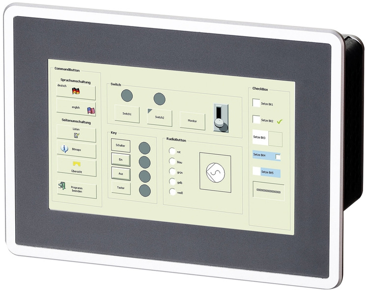 Controller p300