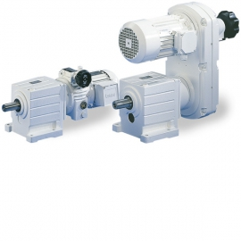 SIMPLABELT variable speed geared motors